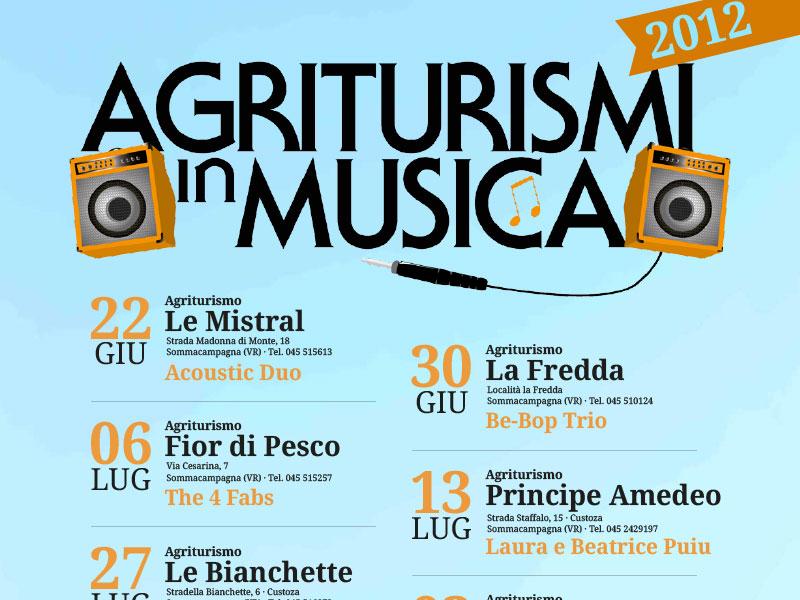 Agriturismi in musica