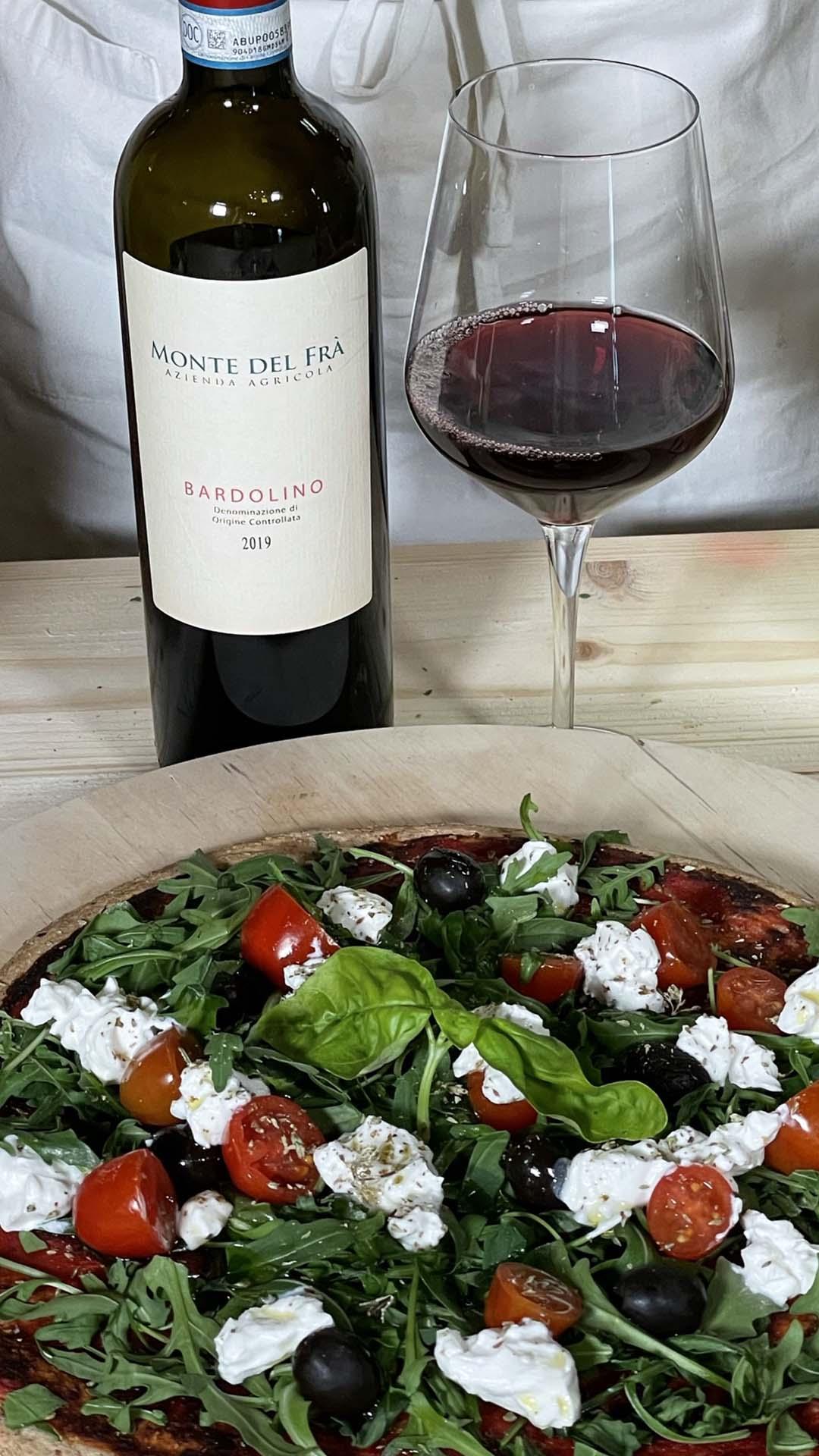 ottimo vino rosso del Garda