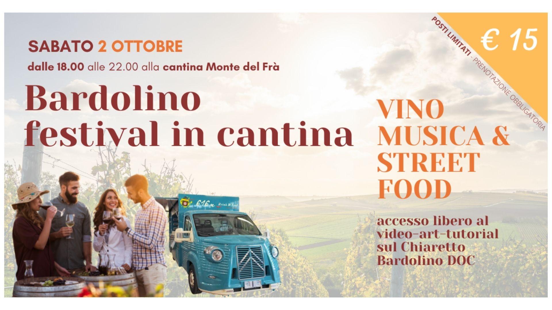 Cosa fare a Verona - Bardolino festival