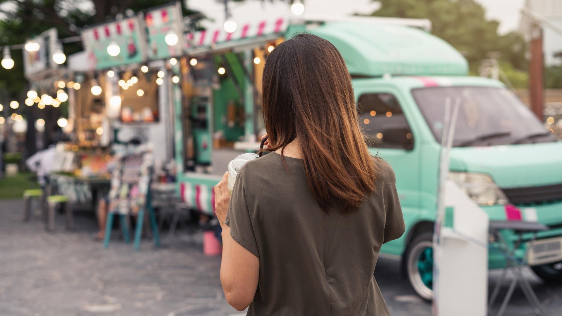 cosa fare a Verona - food truck